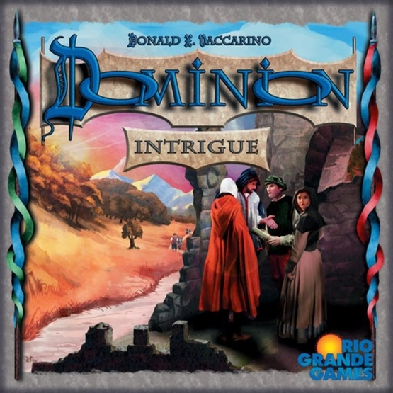 Dominion Intrigue (Eng)