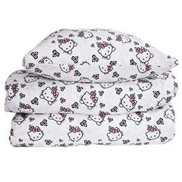 Drömma, Bäddset 150x210 cm - Hello Kitty