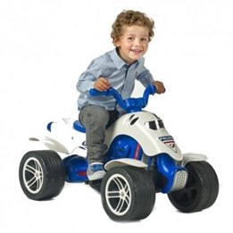 Falk, Fyrhjuling Polis 3-7 år