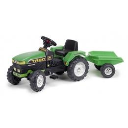 Falk, Traktor Farm med Vagn Grön 2-5 år