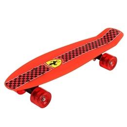 Ferrari, Pennyboard large 71 cm, röd