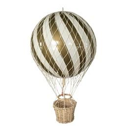 Filibabba, Luftballong Guld 20 cm