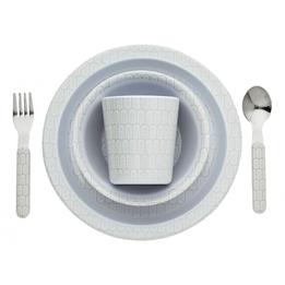 Filibabba, Indian Warm Grey Servisset