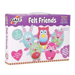 Galt, Pyssellåda Filt-vänner
