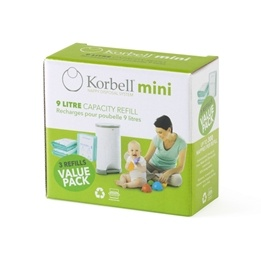 Korbell, MINI Refill 3-pack