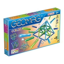 Geomag, Color 91 pcs