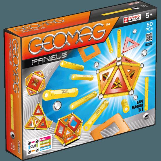 Geomag, Panels 50