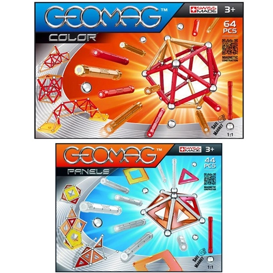 Geomag, Color 64+Panels