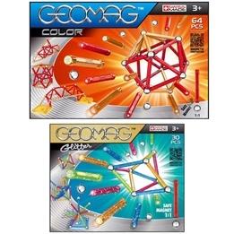 Geomag, Color 64+Glitter
