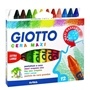 Giotto, Cera Maxi Vaxkritor 12-pack