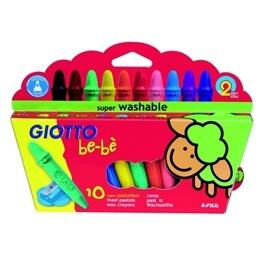 Giotto, Bebè Vaxkrita 10-pack