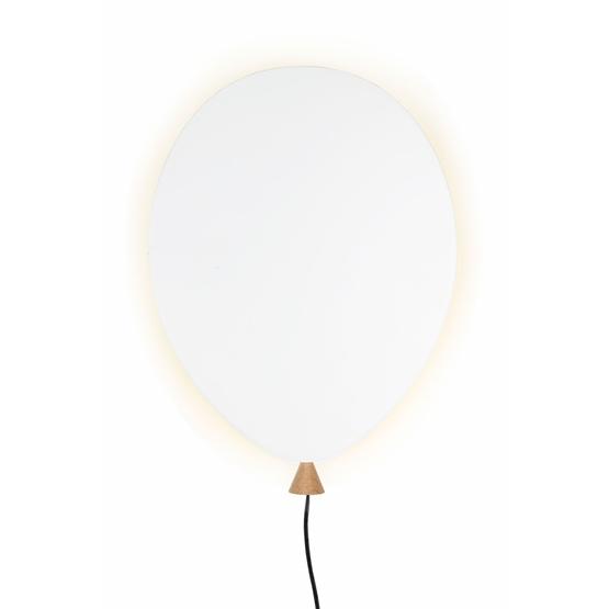 Globen Lightning, Vägglampa Balloon Vit