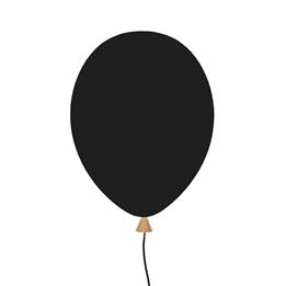 Globen Lightning, Vägglampa Balloon Svart