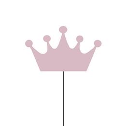 Globen Lightning, Vägglampa Crown Rosa
