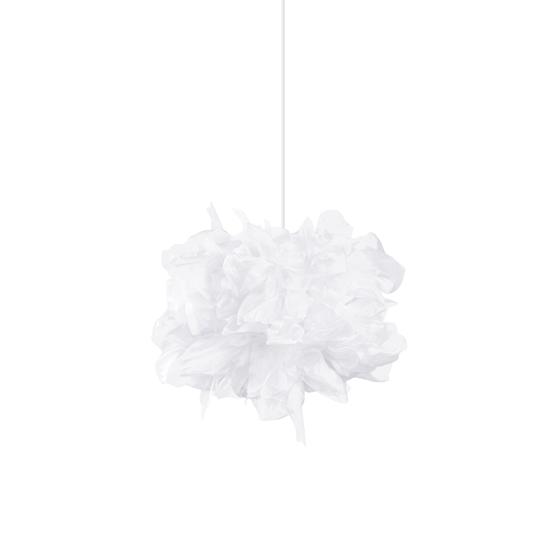 Globen Lightning, Lampa Pendel Kate 40 cm Vit