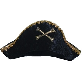 Great Pretenders, Piratkapten Hatt med Guldkant