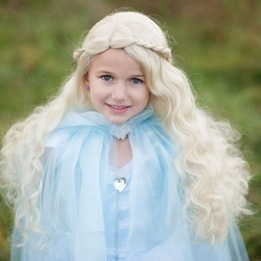 Great Pretenders, Peruk Blond Prinsessa