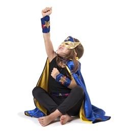 Great Pretenders, Superhjälte Vändbar 4-7 år