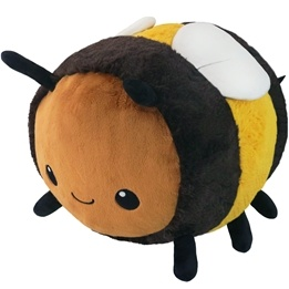Squishable, Fuzzy Bumblebee 38 cm