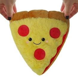 Squishable, Mini Pizza Slice 18 cm