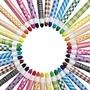 ooly, Color Appeel - Skruvkritor 12 st