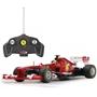 Rastar - Radiostyrd Bil Ferrari F1 I Rastar Skala 1:18