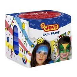 Jovi - Ansiktsfärg 5 Burkar 20 Ml