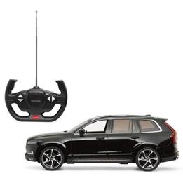 Rastar - Radiostyrd Bil Volvo XC90 - Svart Skala 1:14