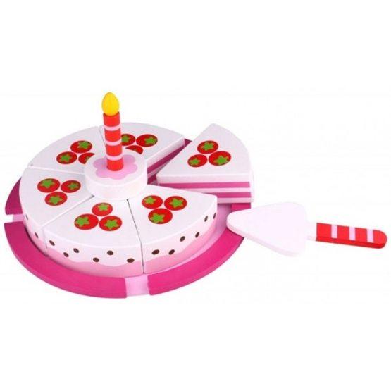 Tooky Toy - Delbar Födelsedagstårta