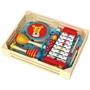Tooky Toy - Musiklåda Leksak Med Maracas, Xylofon, Tamburin, Flöjt Tooky Toy