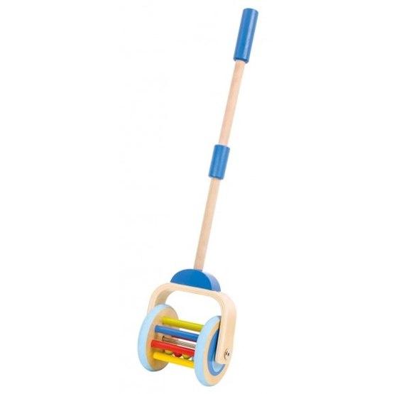 Tooky Toy - Skallra Leksak På Pinne Tooky Toy