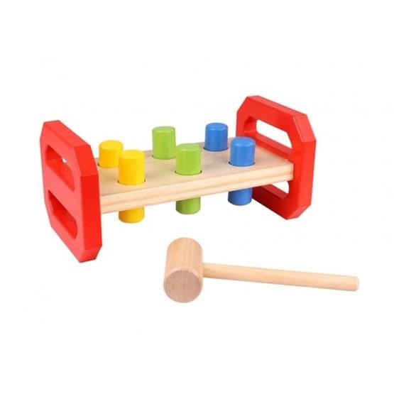 Tooky Toy - Klassisk Bultbräda Leksak Tooky Toy
