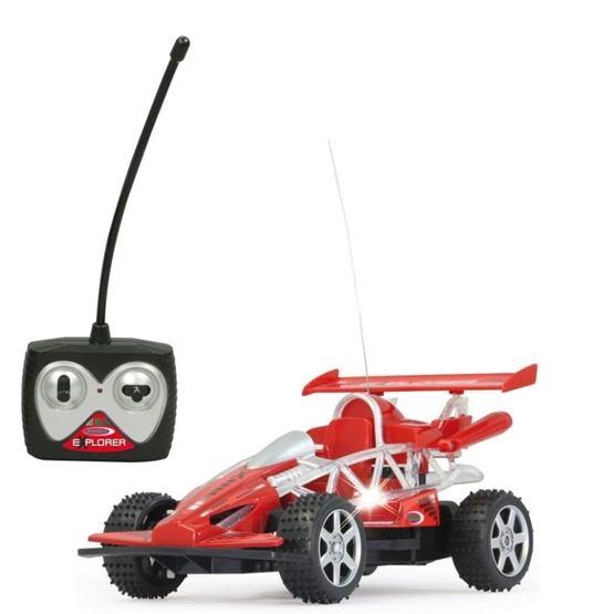 Jamara - Radiostyrd bil Explorer