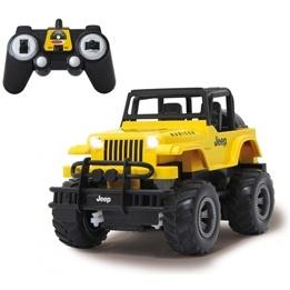 Jamara - Radiostyrd Jeep Wrangler Rubicon Jamara 1:18