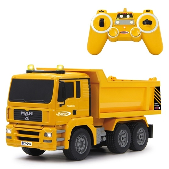 Jamara - Radiostyrd lastbil Jamara Truck MAN 1:20