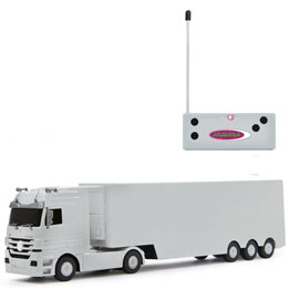 Jamara - Radiostyrd Lastbil Mercedes Actros 1:54