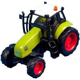 Kids Globe - Traktor - Limegrön