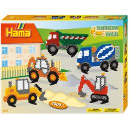 Hama, Midi Gift box 4000 st - Arbetsfordon