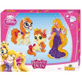 Hama, Midi Pärlor - Gift box Princess 4000 st