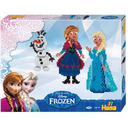 Hama, Midi Gift box 4000 st - Disney Frozen