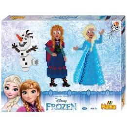 Hama, Midi Pärlor - Gift box Disney Frozen 4000 st
