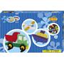 Hama, Maxi Giant gift box 900 st - Skepp & Flygplan