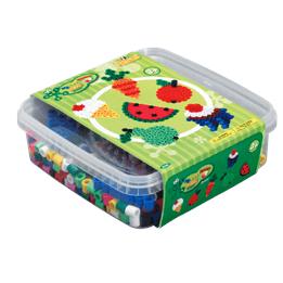 Hama, Maxi Pärlor - pegboard box 600 st
