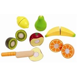 Hape Färsk Frukt 7 st