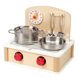 Hape, Litet kök - Cook And Grill