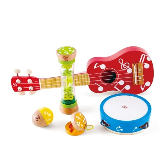 Hape, Mini Band Set