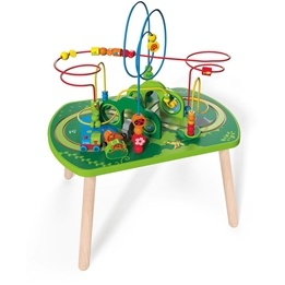 Hape, Aktivitetsbord - Jungle Play & Train