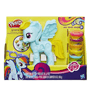 Play Doh, My Little Pony Rainbow Dash Style Salon