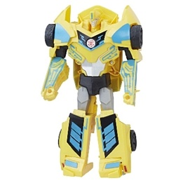 Transformers, Combiner Force, 3-Step Power Surge Bumblebee