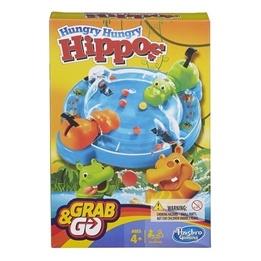 Hasbro, Hungry hungry hippos, resespel